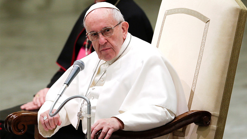 Pope warns against Hitler-like leaders coming to power on wave of populism