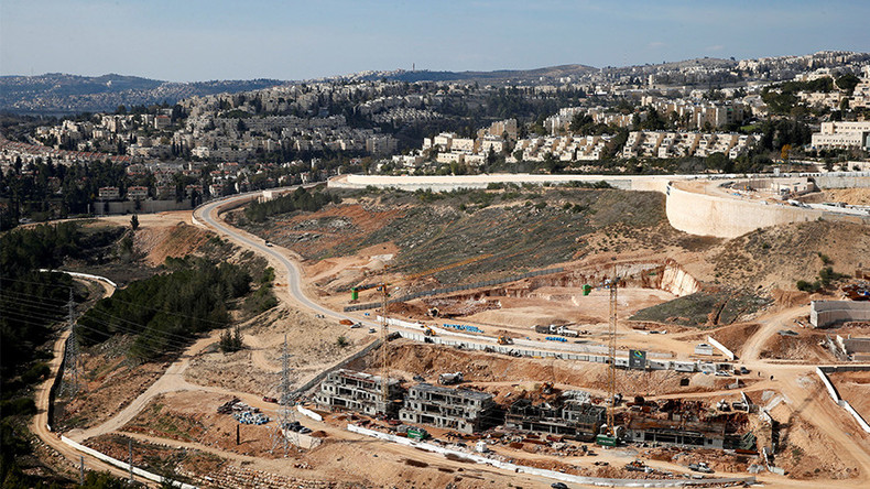 Israel approves 560 new illegal homes in E. Jerusalem as Trump takes office