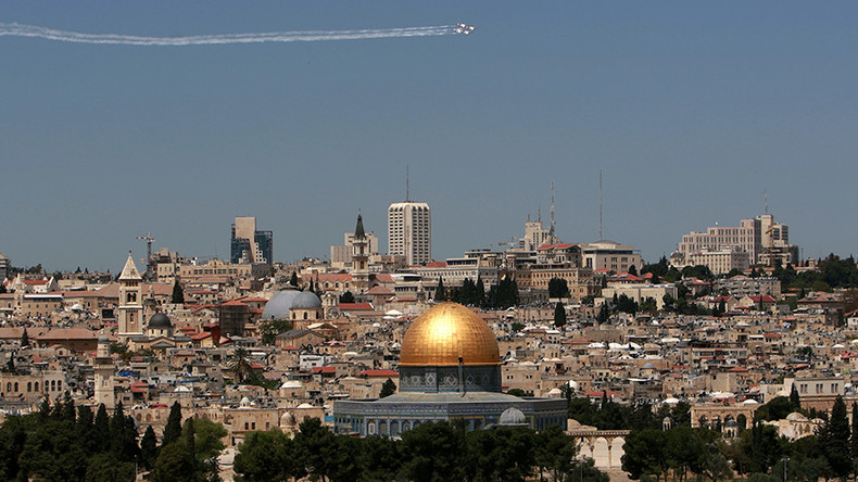 US in 'early stages' of discussing embassy relocation to Jerusalem
