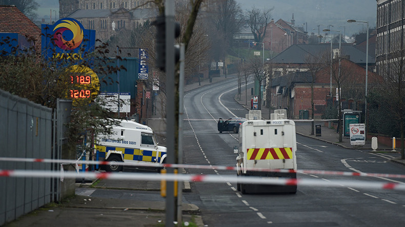 Dissident Republicans blamed in police shooting amid rising NI political tensions
