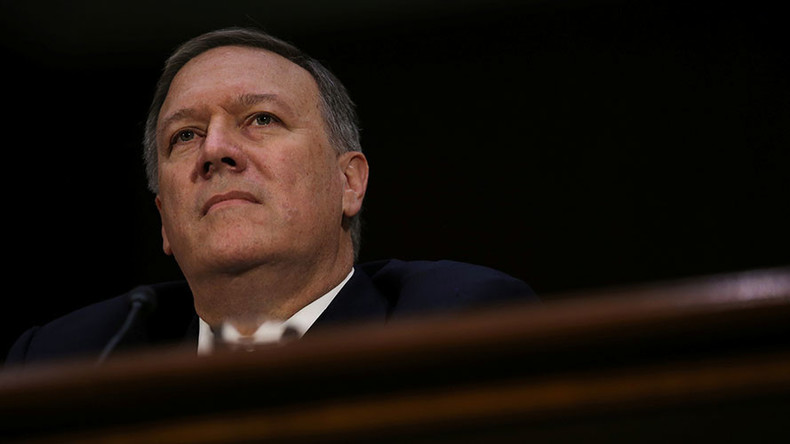 Senate confirms Mike Pompeo as CIA director