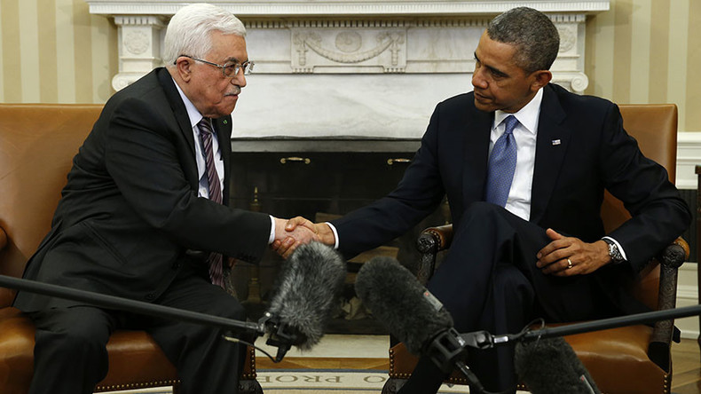 In final presidential hours, Obama quietly gave Palestinian Authority $221mn in aid – report