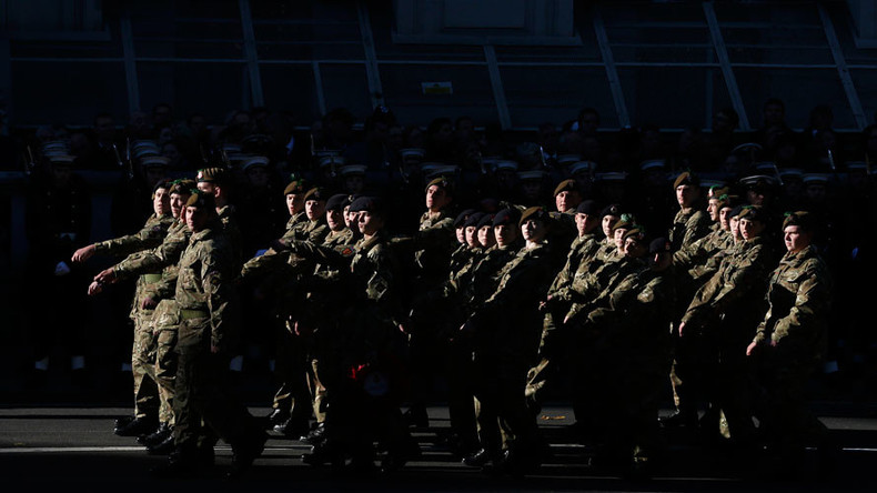 British Army fails to attract new recruits, missing manpower target by thousands