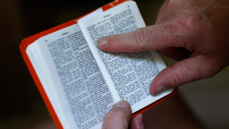 'Holy law book': Father & son facing rape charges use Bible in defense
