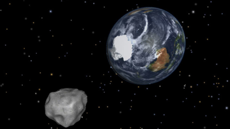 Bus-sized asteroid scheduled to pass by Earth