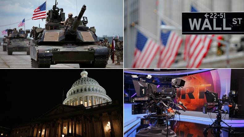 RT critics admit promotion of Russian media threat is a money racket