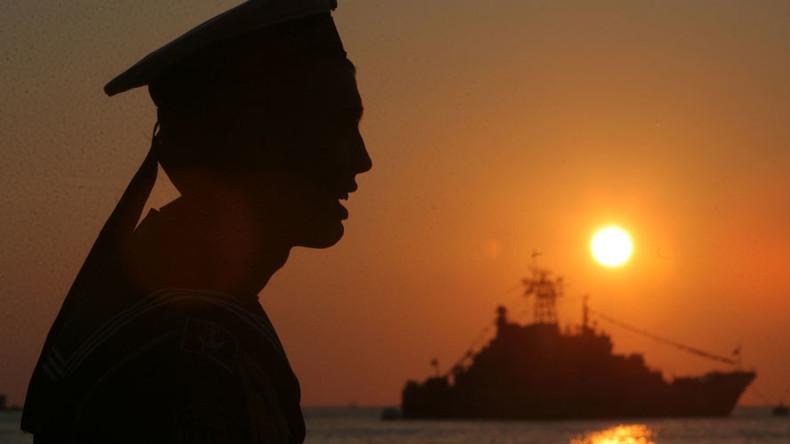 Broke Royal Navy gets hefty bill for escorting Russian fleet