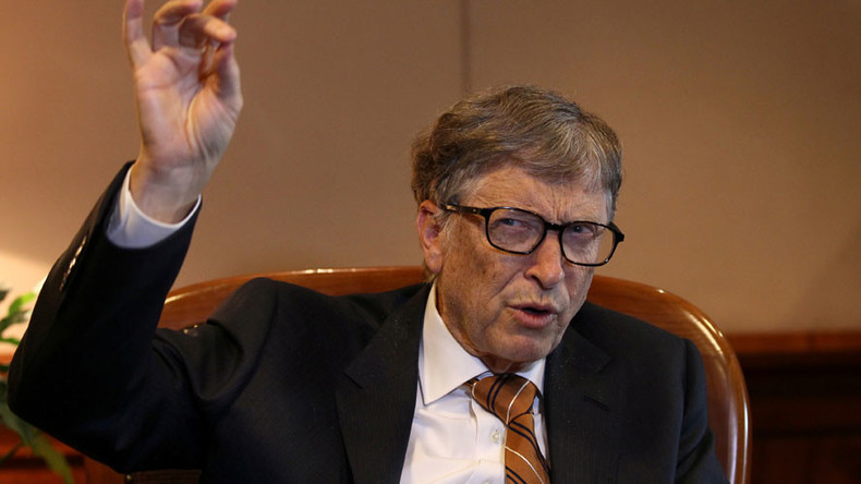 Bill Gates could become world's first trillionaire