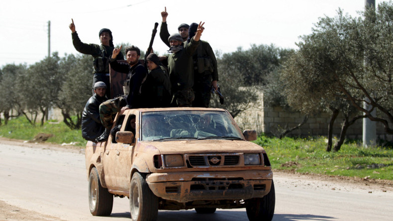 Syrian Islamist rebels band together to repel hard-line jihadist attacks – report