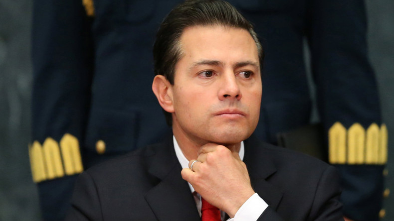 Mexican president cancels US trip over border wall spat with Trump