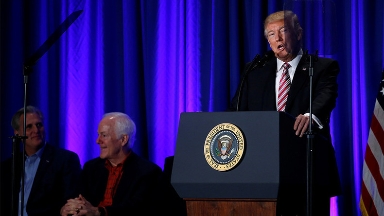 'We have to deliver': Trump calls congressional Republicans to action