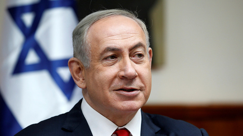 'Great idea': Netanyahu tweets support for Trump's Mexico border wall
