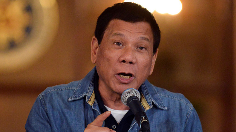 Duterte slams building of 'permanent' US weapon depot in Philippines, threatens to tear up treaty