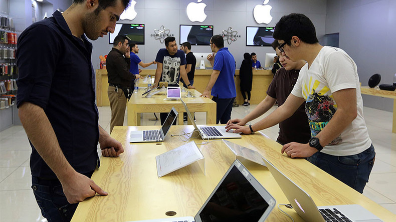Apple reportedly removes Iranian apps from App Store