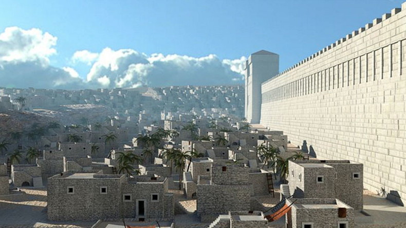 'Spellbinding' VR brings you back to ancient Greece & Rome (VIDEO)