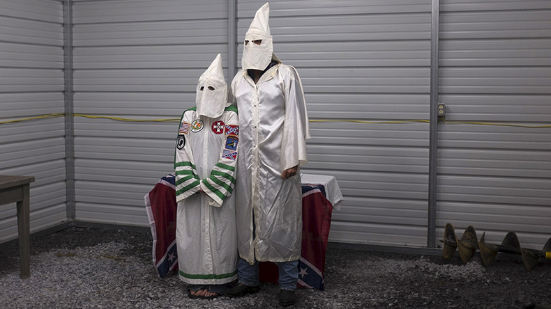 'The KKK wants you': White supremacist group delivers recruitment fliers in Maine, N. Carolina
