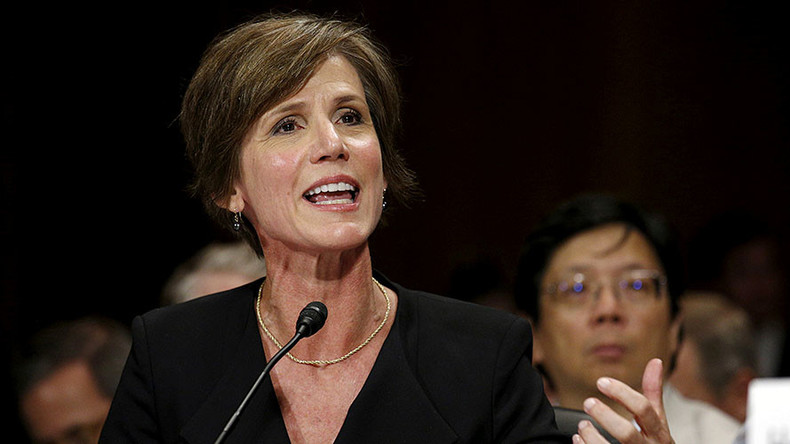 'Grandstanding' or 'hero'?: Social media reacts to firing of acting AG Sally Yates