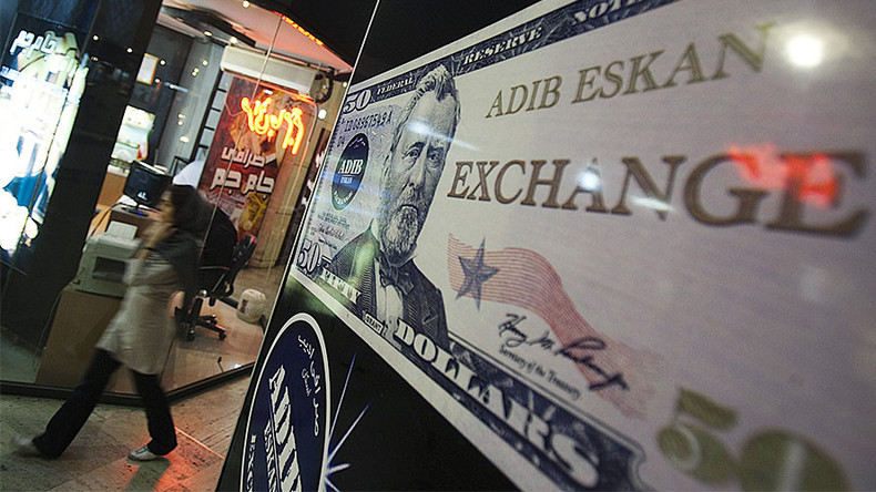 Iran to dump the US dollar in response to Trump's travel ban