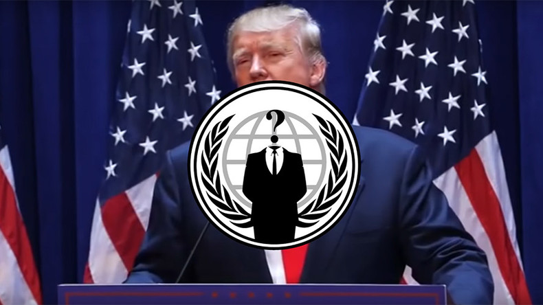 Boycott Trump's America: Anonymous releases 'WH phone numbers', issues call to action