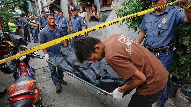 'War on the poor': Amnesty slams Duterte's anti-drug campaign as 'crime against humanity'