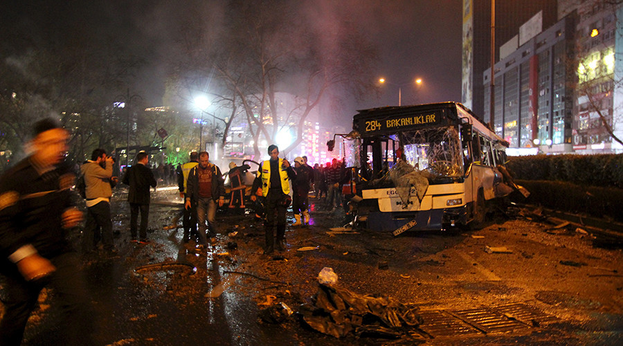 Chronicle of violence: Turkey's year of devastating terrorist attacks (VIDEOS)