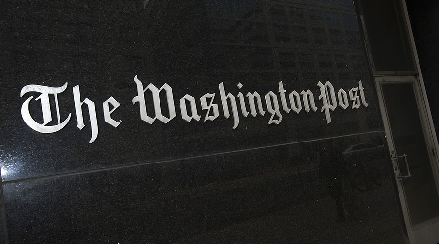 Washington Post latest blunder proves fake news is fine... if it involves Russia