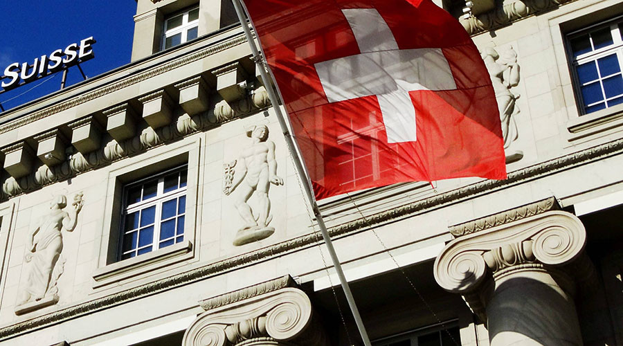 Famed Swiss banking secrecy replaced by financial data exchange