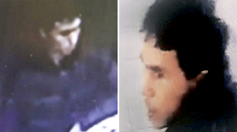 Turkish police release first photos of Istanbul club attacker