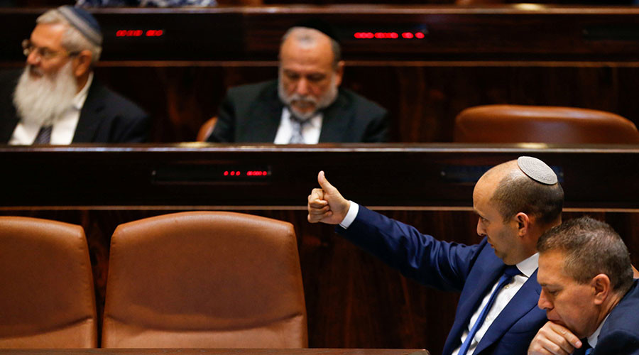 Israeli minister outlines plan to annex West Bank settlement after Trump takes office