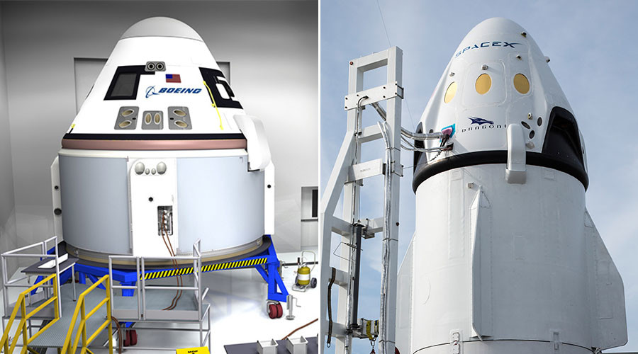 NASA agrees new contracts with SpaceX, Boeing to transport ISS crew