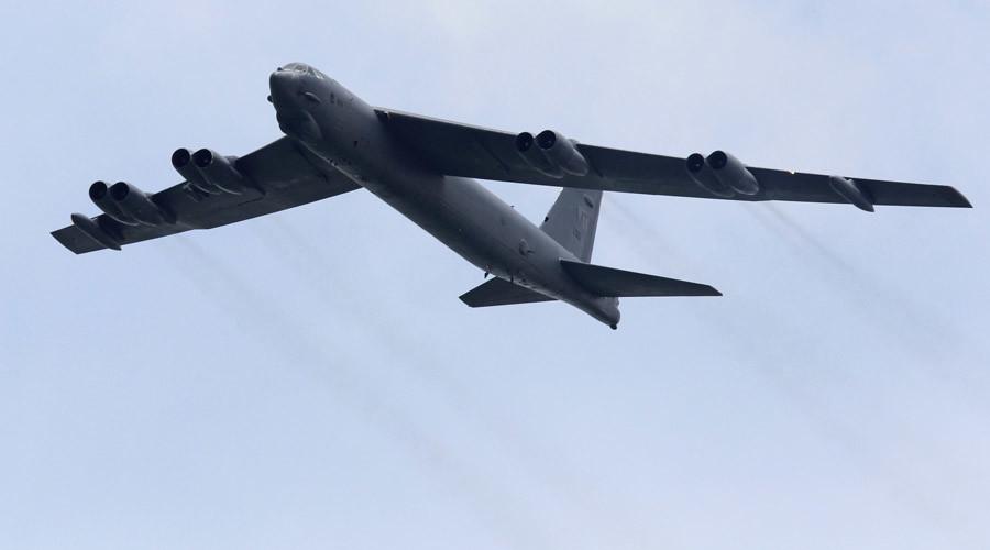 B-52 loses engine over North Dakota