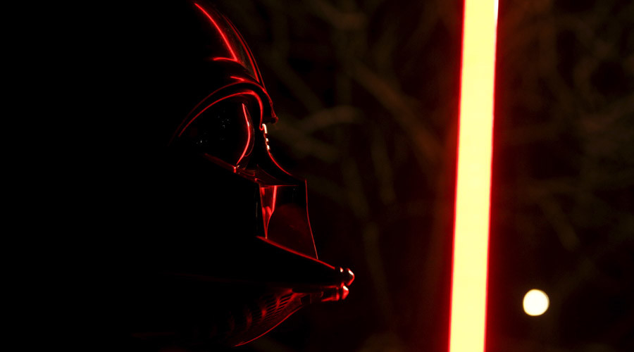 Sith Lord would need 1 trillion kilocalories to power his dark side – study