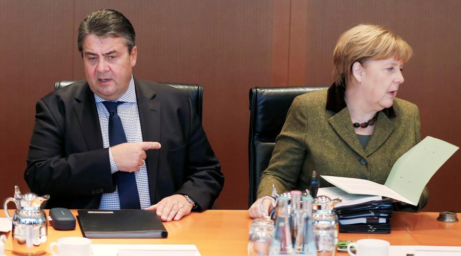 SPD leader & Merkel critic Gabriel to run for German chancellor in 2017 – report