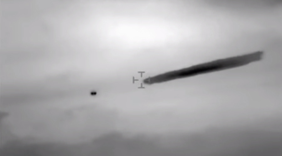Chilean navy declassifies inexplicable UFO footage after 2yr investigation (VIDEO)