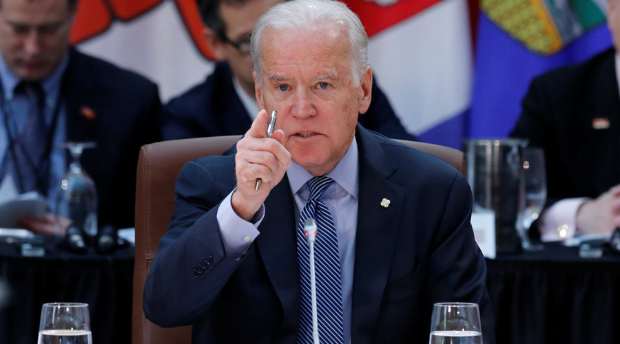'Grow up, Donald': Biden slams Trump for Twitter tirades & attacks on US intelligence
