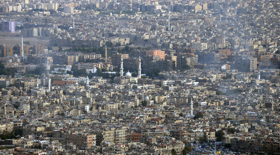UN warns Damascus water crisis may be 'war crime,' as 5.5 million people affected