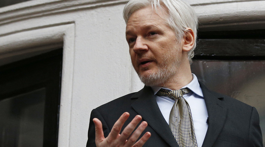 'Governments loathe transparency, can do wicked things' – Assange
