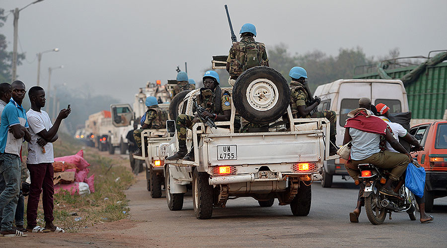 Gunfire spreads to  Cote d'Ivoire's commercial capital in armed revolt – reports