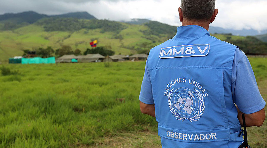 More UN observers risk losing jobs after dancing with FARC rebels at NYE party (VIDEO)