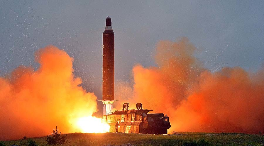 N. Korea aims to produce ICBM with nuke warhead by end of 2017, defector claims