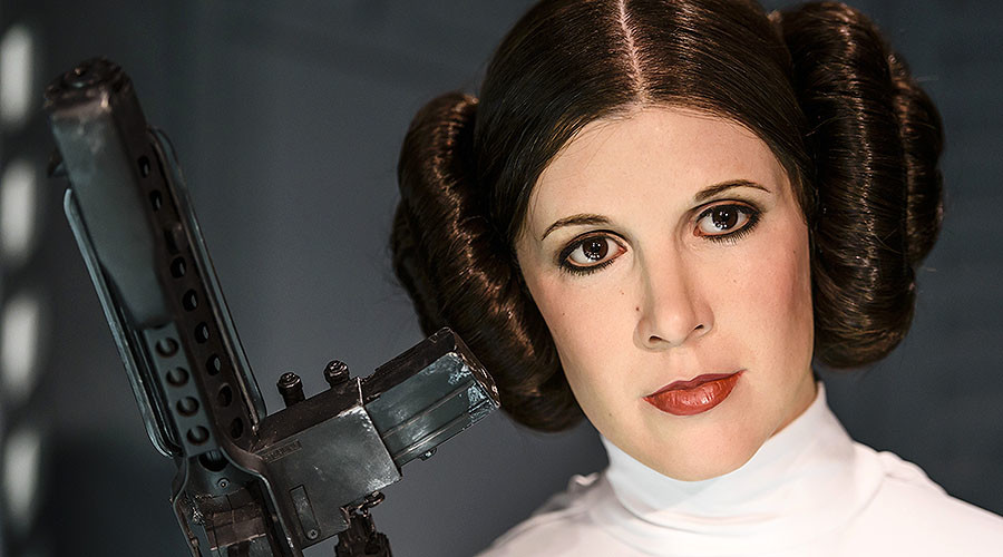 Petition to crown Star Wars hero Leia official Disney Princess hits 86k signatures