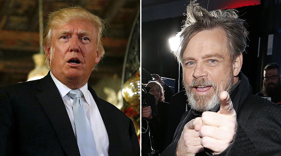 Mark Hamill's creepy reimagining of Donald Trump is sure to freak you out (AUDIO)