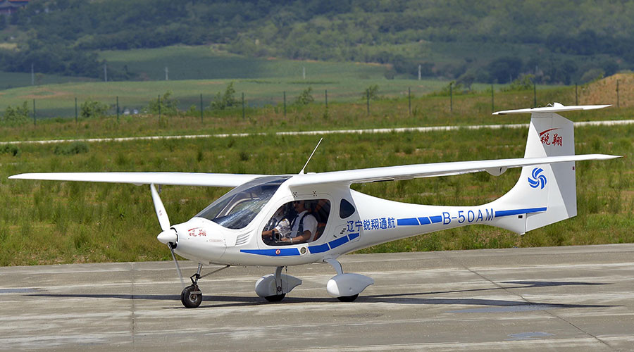China becomes 3rd country to test hydrogen-powered plane – report