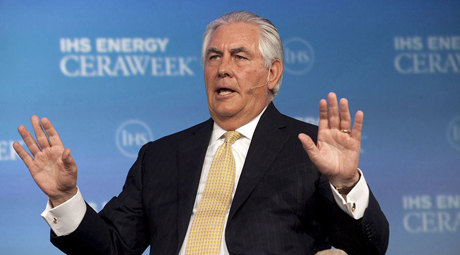 ExxonMobil did business with Iran under incoming secretary of state Tillerson – report