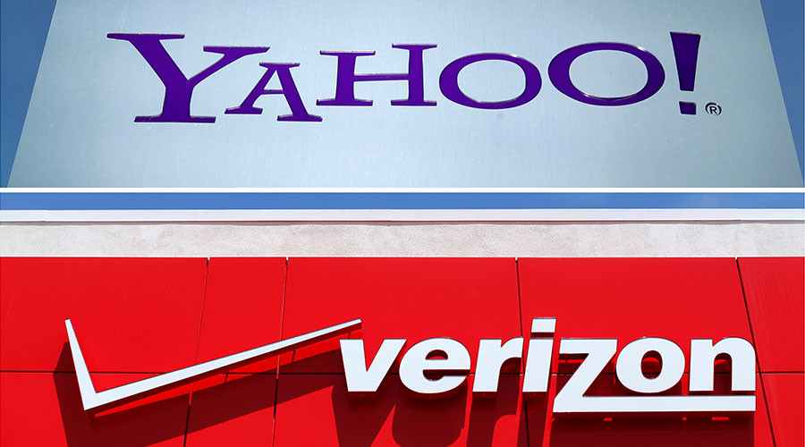 Yahoo to change name after Verizon deal, Mayer steps down