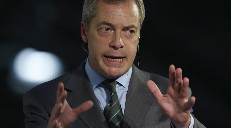 'Juvenile delinquent' Nigel Farage has 'no clue' about Brexit, says EU commissioner
