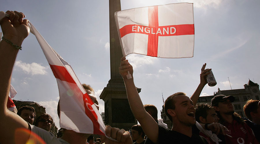 English patriotism is overtaking British identity, poll shows