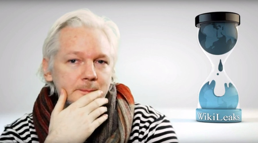 Assange blasts Soros & USAID over Russian propaganda campaign (VIDEO)