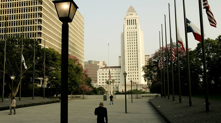 Los Angeles to borrow $70mn to cover 'new trend of increased liability payouts'