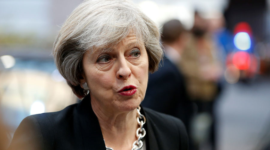Conflict of interest? Theresa May urged to come clean on investments